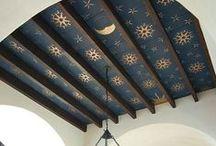 room ceiling / by nur yalçın