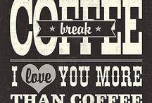 Coffee art / by Sasha Hall