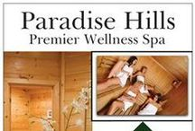 The Spa at Paradise Hills / by Ilke Lander