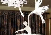 :: Fun to Make ~ Paper Decorations / by Ellie Kidson