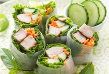 Chicken Spring Rolls, Egg Rolls / by Chicken Recipe Box now Best Recipe Box