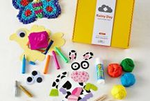 Art Kits For Kids / Art kits are a great way to get kids excited about making stuff!  / by Tiny Rotten Peanuts