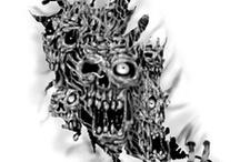 Tattoos / by Brien Lambrich