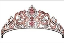 -^^^- TiaraDreams -^^^- / Tiaras I would wear if my circumstances were different - yes, very different! Ha! / by Angela Olsen