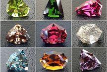 A Rainbow of Sparkly Treasures / Sparkle! Sparkle! / by Angela Olsen