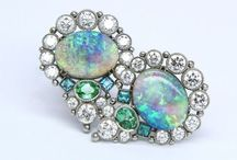 Opals, Earth Fire / Cold fire from the depths of the earth... / by Angela Olsen