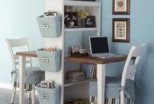 Workspace Ideas / by Ashley