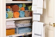 Closet Ideas / Home decor and organization ideas for the closet. / by Lori Thayer