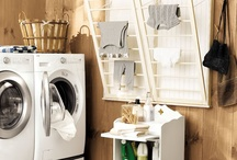 Laundry Ideas / Great ideas for the laundry room.  / by Lori Thayer