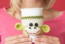 Crocheting / by Ashley