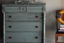 Furniture Inspiration / by Emily Hamer