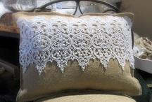 DIY Linen & Burlap / by Marta McCall