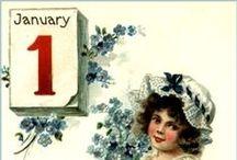New Year's / by The Joyful Homemaker