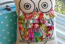 Fabric Fun / by Ashley