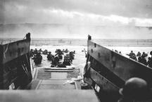 WW II D-Day + France / by Kima Bene