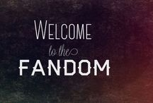 The Fandom / The board that covers many fandoms...and beware: It's bigger on the inside. It could be dangerous. And fangirling is a prominent feature. Check it out! (You know you want to.) #DoctorWho #Sherlock #HarryPotter #HungerGames #Avengers #Eragon #Transformers #NETFLIX #Supernatural #StarTrek #Merlin #Disney #Pixar #DreamWorks #LordoftheRings #Leviathan #CrossOvers #RiseoftheGuardians #StarWars #BOOKS  / by Shelby Carpenter