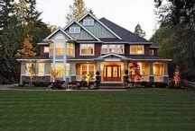 Dream House / dream house ideas / by Courtney Widmer