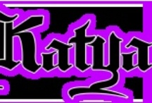 "KATYA'S DEBUT ALBUM ROCK LIVES! / KATYA'S DEBUT ALBUM ""ROCK LIVES!"" / by Katya OF Katyamusic.com"