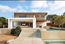 Beautiful Homes / by Daniel Perez B.