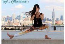 Yoga / by Marina Boaventura