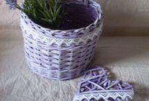 Paper mania / Crafts from paper / by Iwo-Slivo Tkáč
