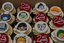 25th Anniversary Cupcake Party / by Right Stuf, Inc.