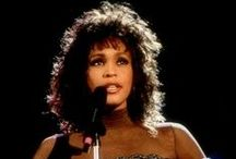 Ms.Whitney Houston ♥♡♥ / Whitney Houston is my overall fave female singer of all time:-) So this is dedicated to nippy ♡♡♡♡♡#Muchlove #for #Nippy #NBL / by Brooklyn