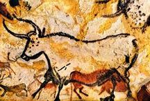 prehistoric art and petroglyphs / by Irena Mickunas