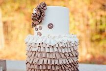 Cakes / by Brittany Spinner
