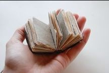 Miniature books / Can be made from all sizes  / by Jill Smith