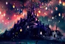 Disney / by Rebecca Wildes
