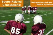 Sports Safety / Important safety and injury prevention information for the parents of child athletes. For more information, visit www.HealthyChildren.org.  / by HealthyChildren.org