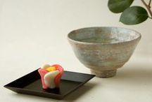 sweet - wagashi - 和菓子:Japan / by Naoko Helen Oshika