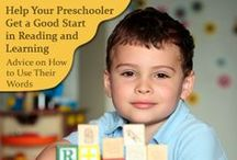 Preschool / Before you know it, your child has turned four and then five years old. You may find that your somewhat calm child of three has now become a dynamo of energy, drive, bossiness, belligerence, and generally out-of-bounds behavior. For more information, visit www.HealthyChildren.org. / by HealthyChildren.org