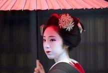 maiko - 舞妓はん:Japan / by Naoko Helen Oshika