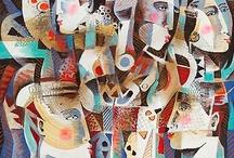 Visual Arts/Artes Visuales / by Omayra Rodriguez Silva