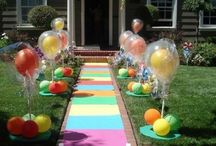 Party Ideas / by Amanda Hollis