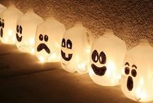 Fall/Halloween / by Melanie Davis