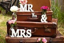Vintage Wedding / by Tupper Manor
