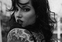 Tattoos  / by Jocelyn Barbara
