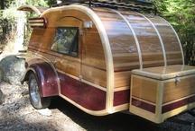 Vintage trailers / by Mark Holder