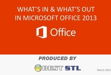 MS Office training / by Best STL