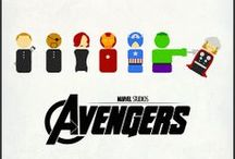 Avengers! / The World's Most Dysfunctional Heroes. Anxiously awaiting Avengers 2. Joss Wheeeeeeeeeeeeeedon. / by Sarah Paulus