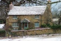 cottages / by Dawn Hilton