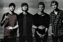 5 Seconds of Summer / by Albany Yoa
