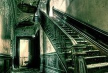 old staircases / by Dawn Hilton