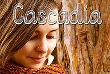 Cascadia / Patterns from the book Cascadia,   by Amanda Milne and Fiona McLean (Contributing designers are Jane Richmond, Tin Can Knits, Emily Wessel, Alexa Ludeman, Megan Goodacre, Judy Marples, Holli Yeoh, Melissa Thomson, Amanda Kaffka, and Amanda Milne.) www.cooperativepress.com   / by Cooperative Press