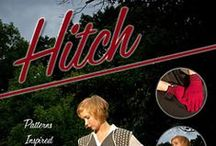 Hitch: Patterns Inspired by the films of Alfred Hitchcock / Knitting patterns from the book Hitch: Patterns Inspired by the Films of Alfred Hitchcock, by Stephannie Tallent. Patterns by 27 designers! www.cooperativepress.com / by Cooperative Press