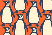Penguin books / by Ron Scherpenisse
