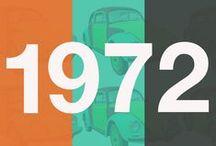 1972 / The year I was born  / by Bobbie Lawson